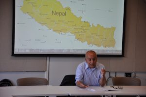 Dr. Chaitanya Mishra: A Talk that Transcended Disciplinary and Regional Boundaries