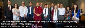 H.H. the 17th Gyalwang Karmapa at UBC