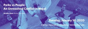 Parks vs People: An Unresolved Conflict in Nepal